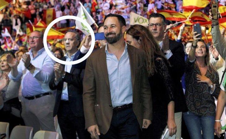 Jaime Alonso, hasta las narices de la exhumación de Franco