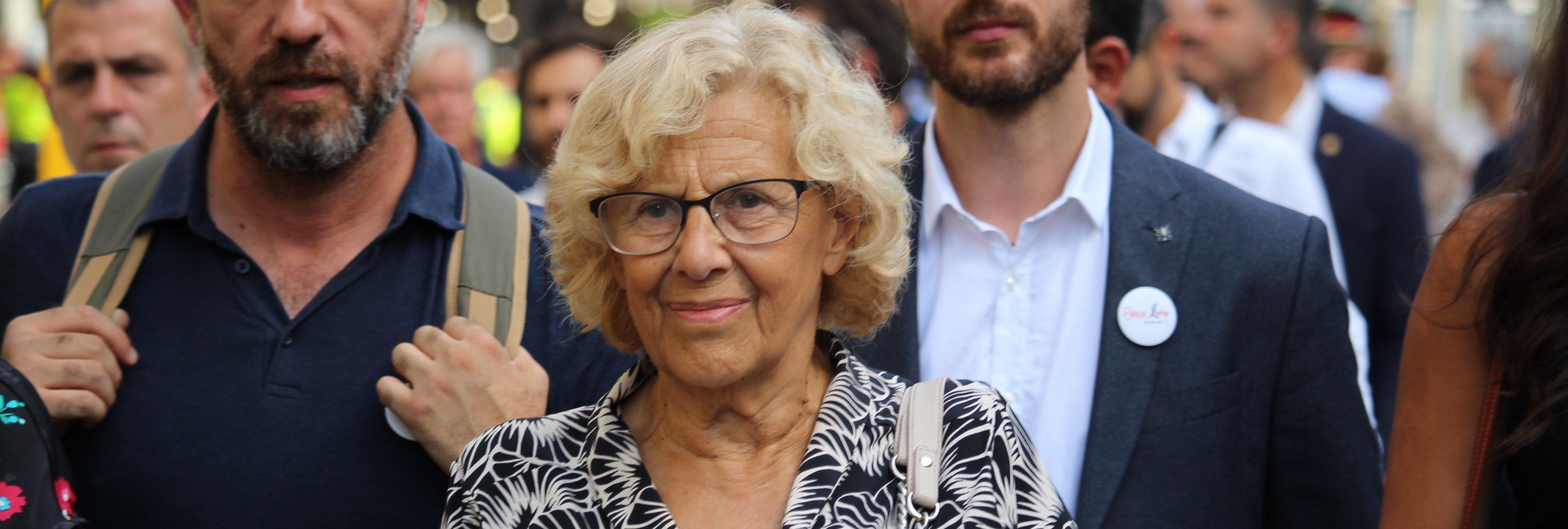 Manuela Carmena destina 65.000 euros al fomento de la tauromaquia