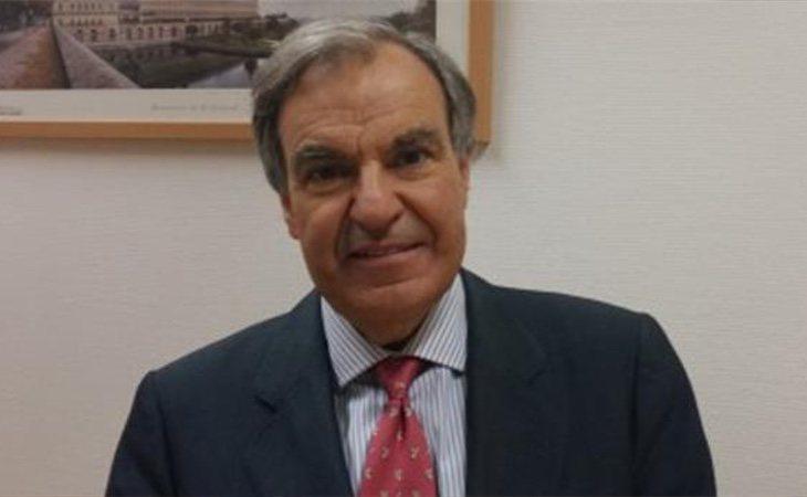 Luis Peral, exconsejero de Educación del PP en la Comunidad de Madrid