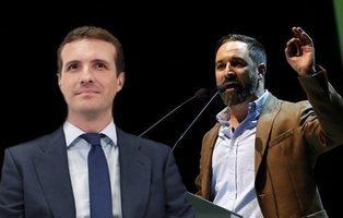 El PP pide a los simpatizantes de Vox que le voten para no dividir la fuerza de la derecha