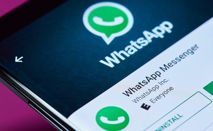 La app de WhatsApp en la tienda de Android