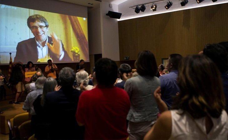 La Crida per la República de Puigdemont se encuentra en una auténtica encrucijada