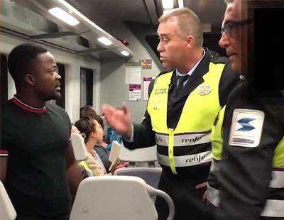 Seguridad de Renfe agrede a un viajero negro por negarse a enseñar el billete