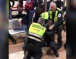 El pasajero negro agredido por vigilantes de Renfe va a denunciar