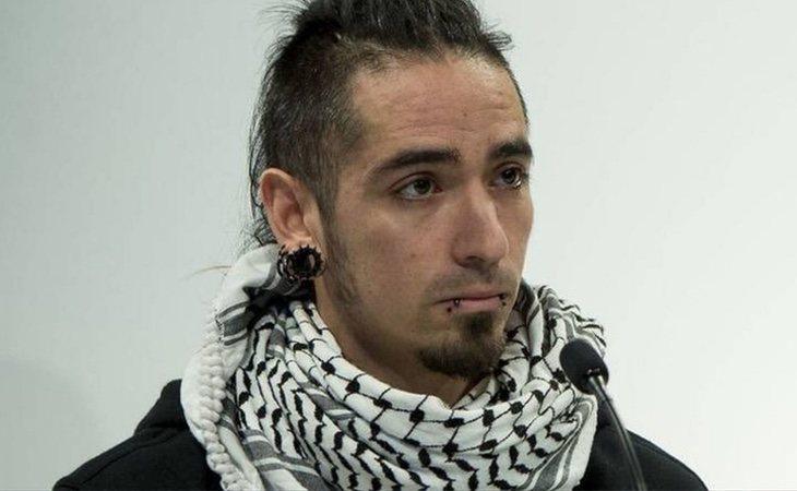 Rodrigo Lanza, supuesto autor del crimen de los tirantes