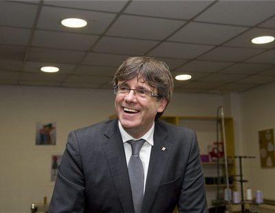 """Puigdemont renuncia a las europeas por """"miedo"""" a ser detenido en la Embajada"""
