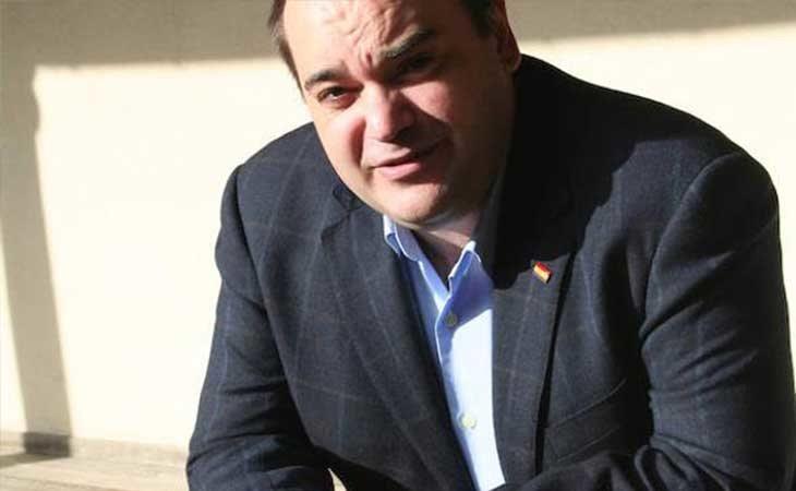 José Manuel Martínez ex alcalde de Cangas de Narcea