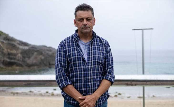 Javier Ardines el concejal de Izquierda Unida asesinado