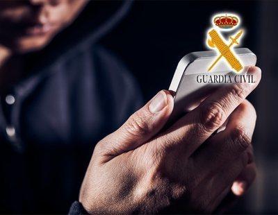 La Guardia Civil aconseja marcar este código por si te roban el móvil