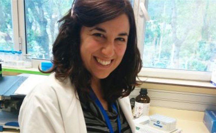 María Salgado, investigadora del Irsi Caixa