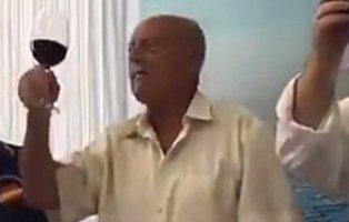 "El golpista Tejero asistió a un acto oficial de la Guardia Civil: ""¡Arriba España!"""
