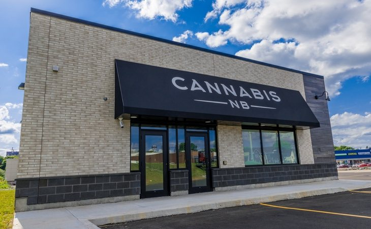 Cannabis NB en Saint John, Nueva Brunswick