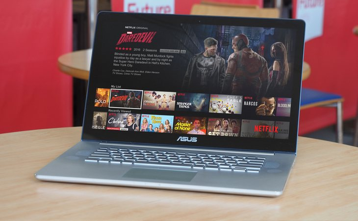 El catálogo de Netflix, una verdadera adiccón