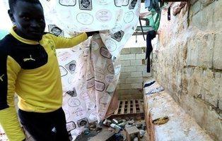 Casas-gallinero: la realidad de los temporeros de la vendimia en Albacete