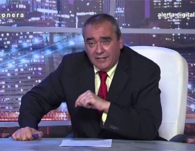 Armando Robles, director de Alerta Digital, en libertad tras sus comentarios racistas
