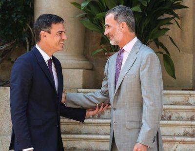 Sánchez, preocupado por las presiones de sus socios para una consulta monarquía/república