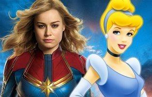 """Las niñas necesitan """"más superheroínas y menos princesas"""", según un estudio"""