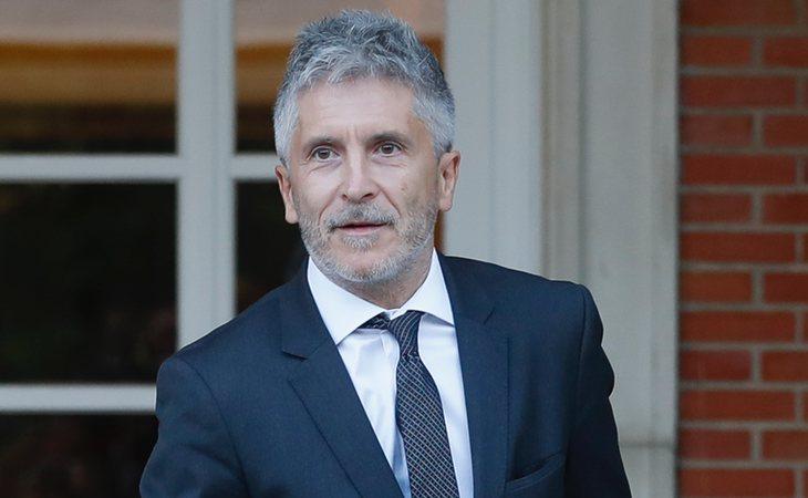 Fernando Grande-Marlaska (PSOE)
