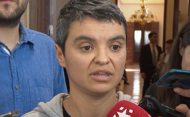 Lucía Martín (En Comú Podem)