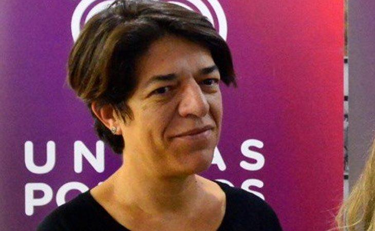 Sylvia Jaén (Podemos)