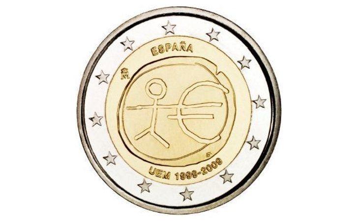 Si tienes alguna de estas monedas de 2 euros podrías