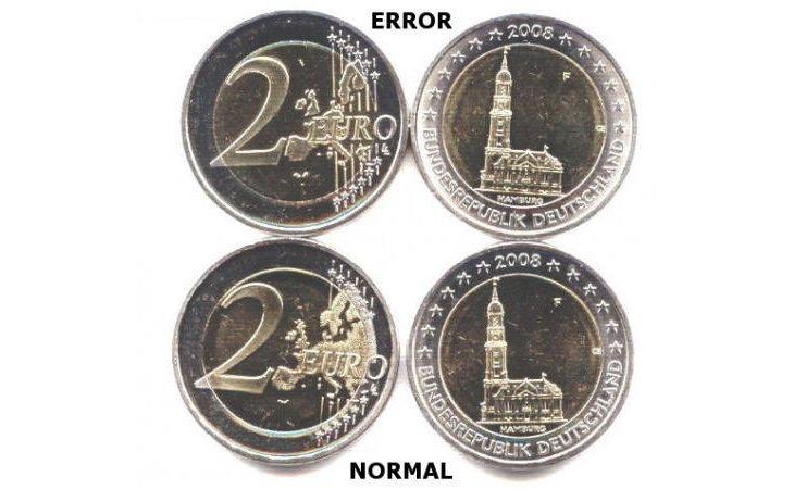 La moneda se acuñó con un error y ahora ha aumentado exponencialmente su valor en el mercado