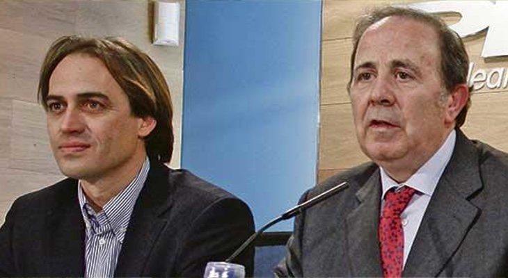 Rodríguez y Gijón se gastaban cantidades considerables en prostitutas, según el auto del juez