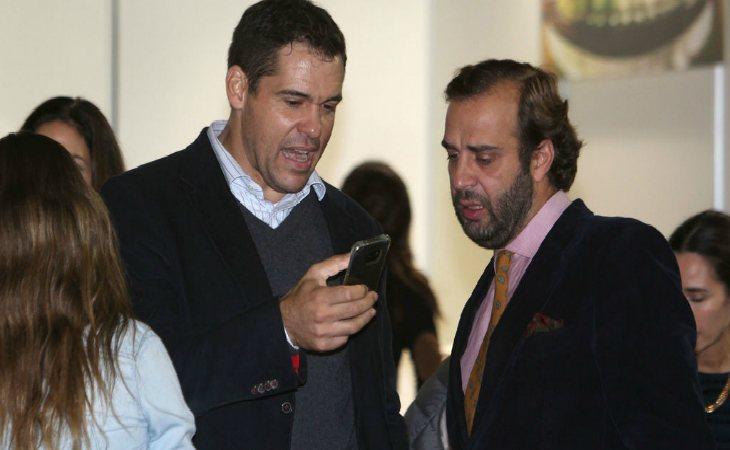 Luis Alfonso de Borbón, en un acto público reciente