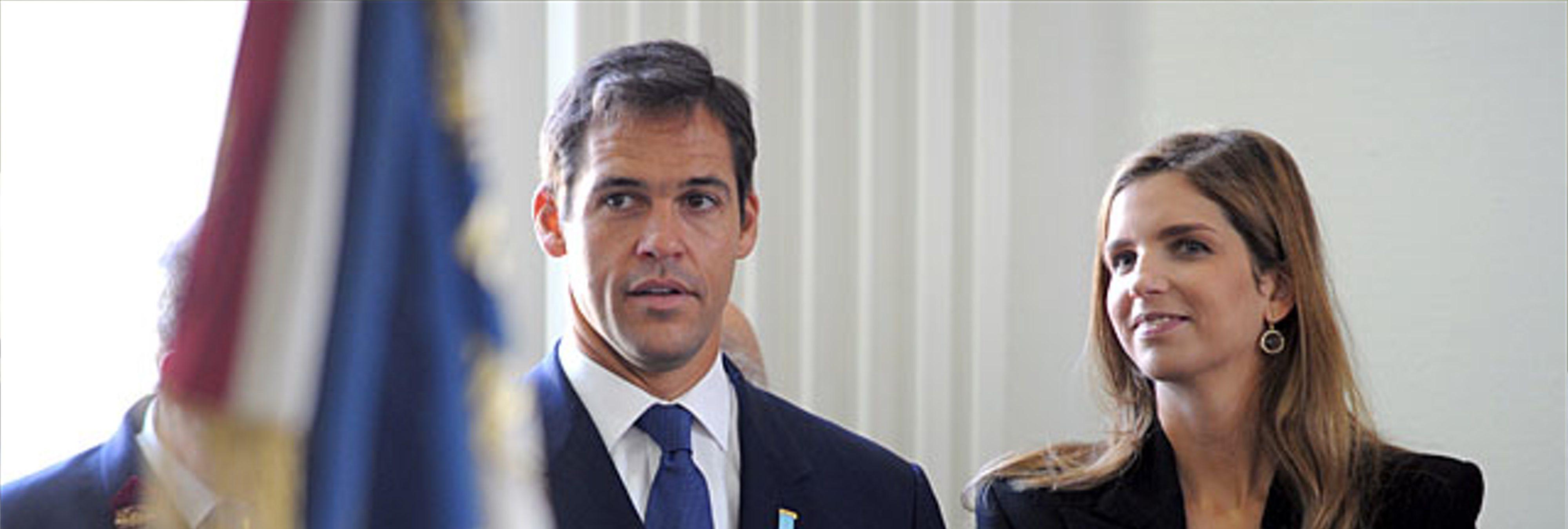 El sobrino del Rey Juan Carlos: ''Cuando se ataca a Franco, se ataca a los míos''
