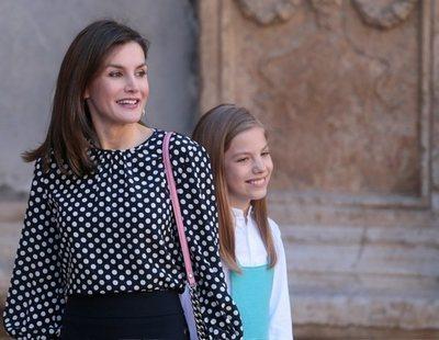 El dineral que se gasta la Reina Letizia en ropa cada año