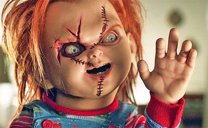 Uno de los muñecos más famosos del cine, Chucky