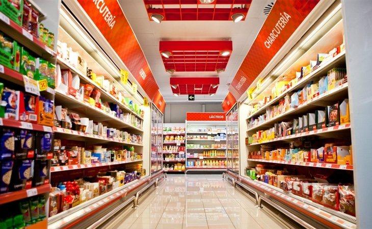 El modelo de supermercado más extendido de DIA se encuentra completamente desfasado