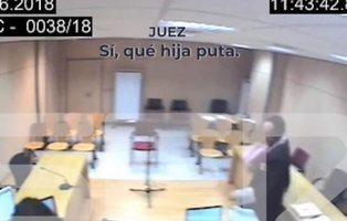 """El juez que llamó """"hija de puta"""" a una víctima de malos tratos recibe cinco denuncias más"""