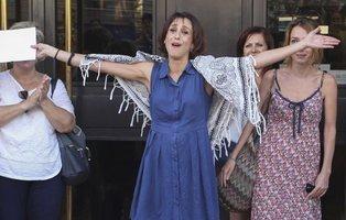 Juana Rivas no entrega a sus hijos al padre y le denuncia por malos tratos