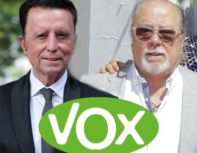 """Arévalo y Ortega Cano, invitados estrella de VOX en un acto """"por la unidad de España y la tauromaquia"""""""