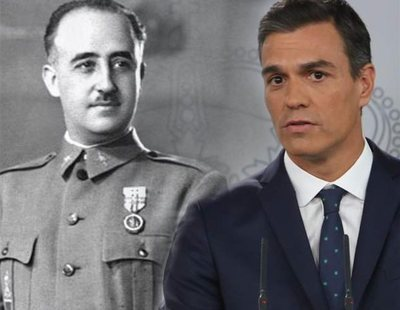 El Gobierno de Pedro Sánchez planea tipificar como delito la apología del franquismo