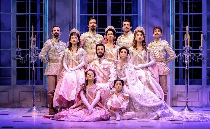 'Anastasia, el musical', en el madrileño Teatro Coliseum