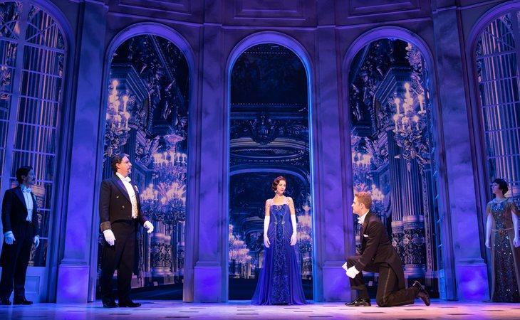 'Anastasia, el musical', una propuesta deslumbrante