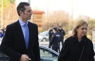 Interior justifica el trato de favor de la infanta Cristina en sus visitas a Urdangarín a la cárcel