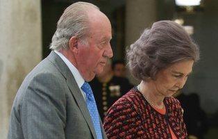 El rey emérito don Juan Carlos quiere hacer las paces con doña Sofía