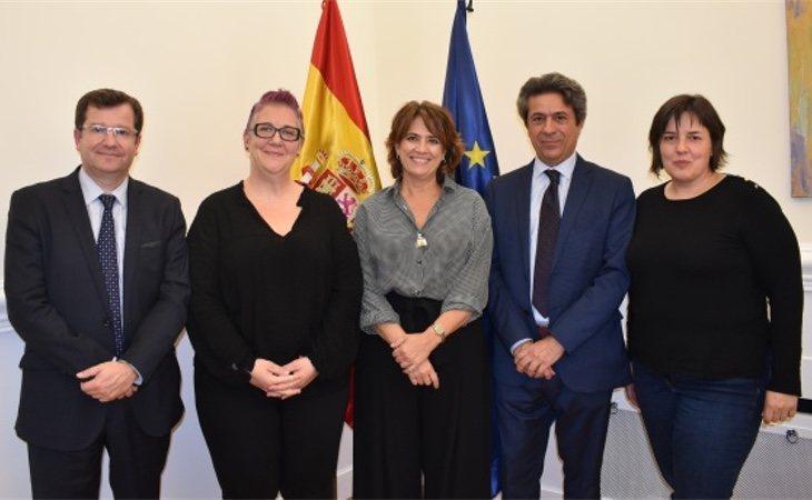 Reunión entre Chrysallis y el Ministerio de Justicia