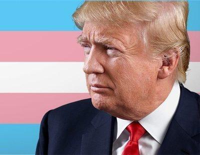 El gobierno de Trump pretende dejar de reconocer a las personas transexuales