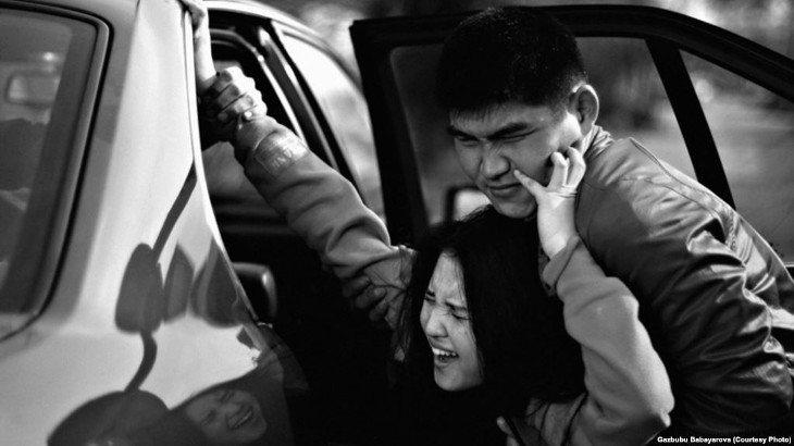 El rapto de la novia