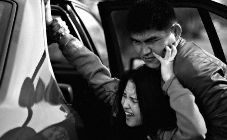 El rapto de la novia, en Kirguistán