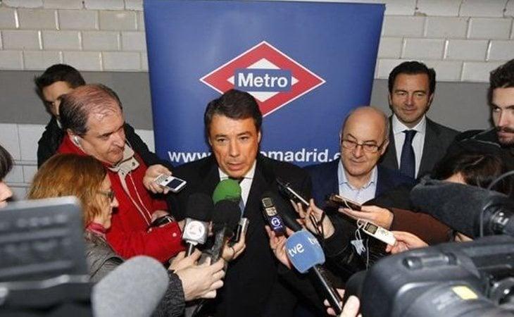 Ignacio González fue el responsable de vender 74 coches de Metro a Argentina con una pérdida de 33 millones de euros