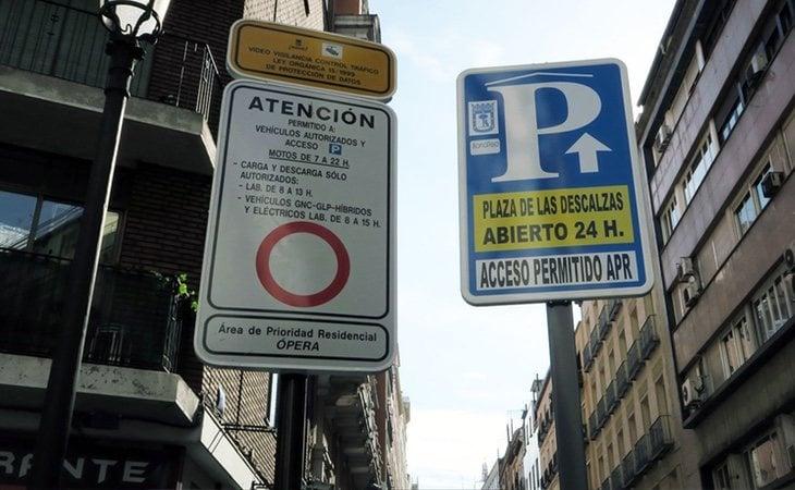 El Ayuntamiento plantea excepciones para la entrada de vehículos