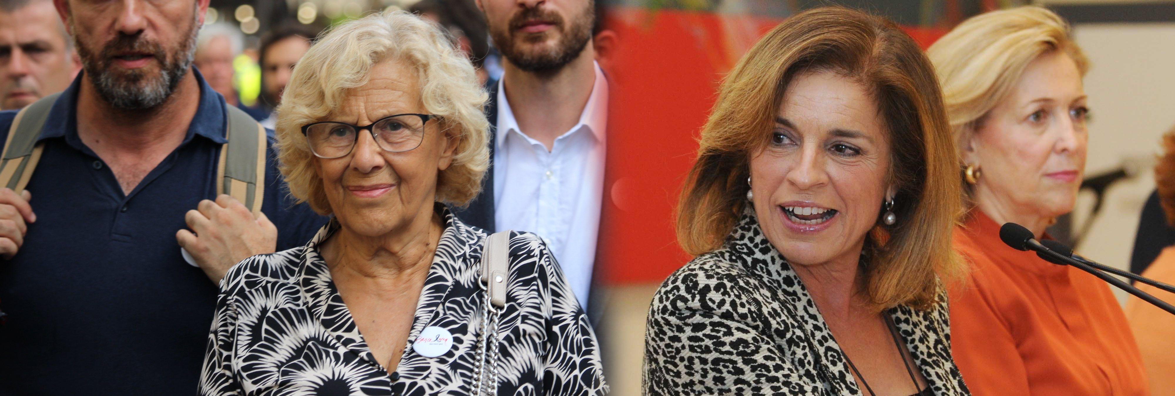El PP elaboró el plan de cierre del tráfico en el centro de Madrid que ahora critica a Carmena