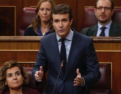 El PP se hunde a tercera fuerza política por debajo de Ciudadanos, según el CIS