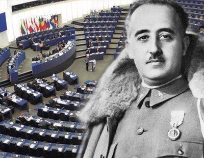 El Parlamento Europeo exige a España que ilegalice la Fundación Francisco Franco