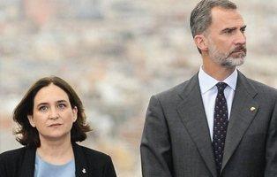 El Ayuntamiento de Barcelona reprueba al rey Felipe VI y pide abolir la monarquía